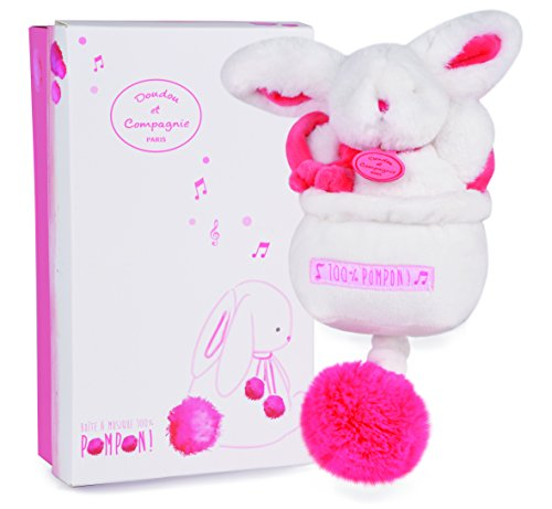 Dou Dou Et Compagnie Pull Musical Baby Toy Strawberry