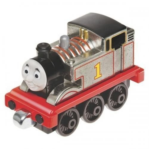 Thomas &Amp; Friends, Take-N-Play, Silver Thomas