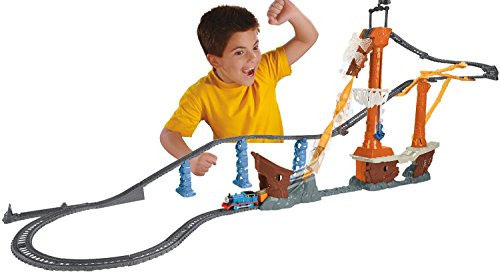 Fisher-Price Thomas &Amp; Friends Trackmaster, Shipwreck Rails Set