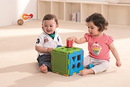 Weplay Learning Cube