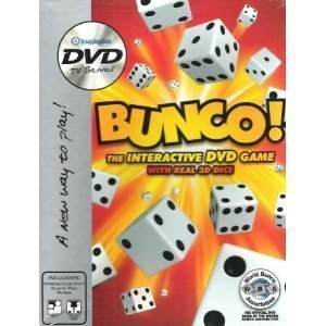 Bunco! The Interactive Dvd Game With Real 3D Dice