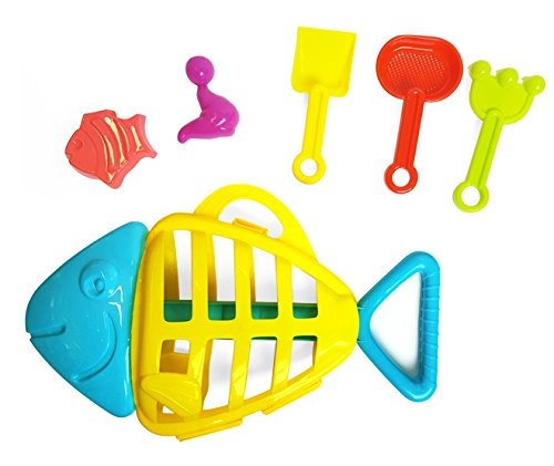 Playtek Pt6040 Beach Sand Toys