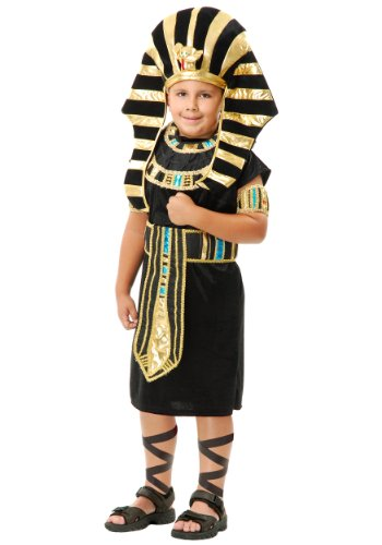 Charades King Tut Children'S Costume, Medium