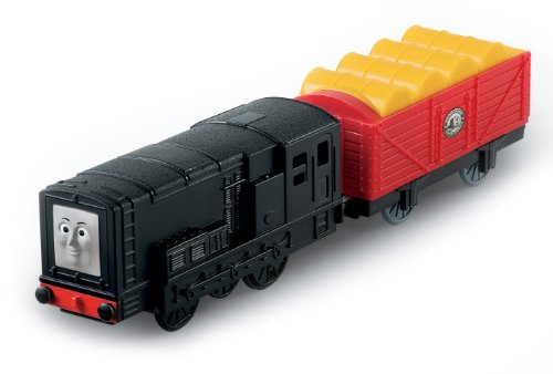 Fisher-Price Thomas &Amp; Friends Trackmaster, Talking Diesel