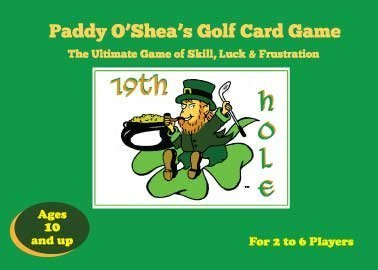 Paddy O'Shea'S Golf Card Game