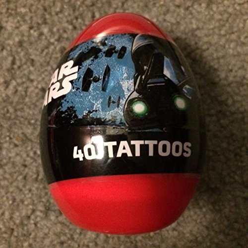 Easter Star Wars Egg 40 Tattoos