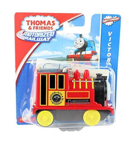 Fisher Price Thomas &Amp; Friends Motorized Railway Motorized Engine - Victor