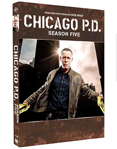 Chicago P.D. Season 5 (Dvd)