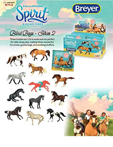 Breyer Stablemates New 2018 Mystery Blind Bag Horse Series 2 #9245
