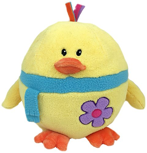 Gabitoy 11  Round Easter Friend Chick Yellow Plush