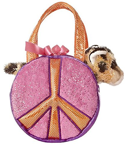 Peace Sunrise: Fancy Pals Mini-Plush Purse Pet Carriers Series [26798]