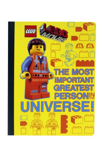 Lego Movie Composition Book Emmet