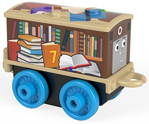 Back To School Library Book Case Toby - Thomas &Amp; Friends Minis Blind Bag Single Train Pack