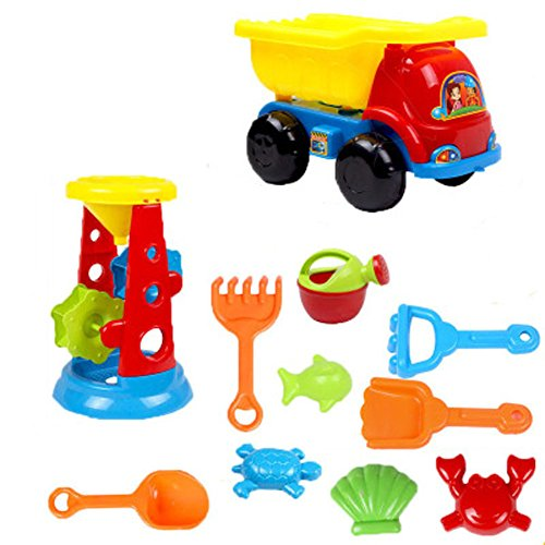 Kids Outdoor Safe Beach Sand Toys Random Color