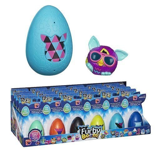 Furby Boom! Surprise Egg Wave 1 - 1-Piece (Colors May Vary)