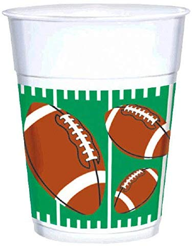 Amscan Chicago White Sox Major League Baseball Collection Plastic Party Cups, 150 Ct.