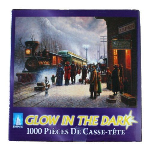Glow In The Dark 1000 Piece Puzzle