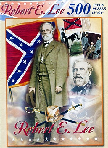 500 Piece Puzzle 18 X 24 - Robert E. Lee