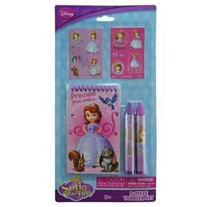 Sofia The First 5Pc Toddler Study Kit