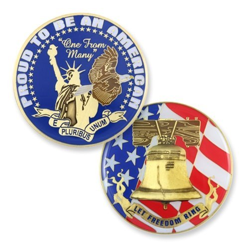 Proud To Be An American Commemorative Coin