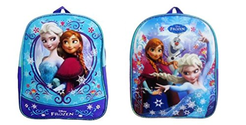Disney Frozen Mini Toddler Backpack X 2 (1 Each Design)