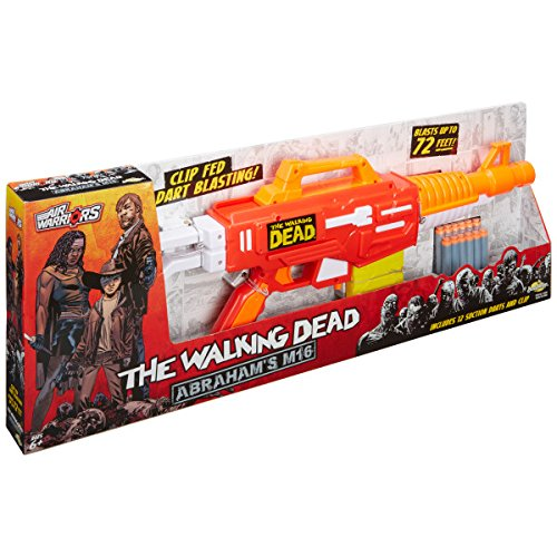 Buzz Bee The Walking Dead Abrahams M16