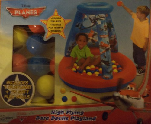Disney High Flying Dare Devils Playland Ball