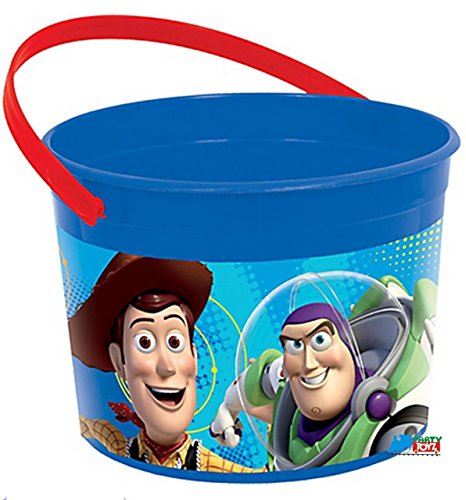 Toy Story Favor Buckets