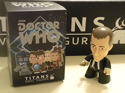 Doctor Who Titans 10Th Doctor Gallifrey 3 Vinyl Figure - The Master