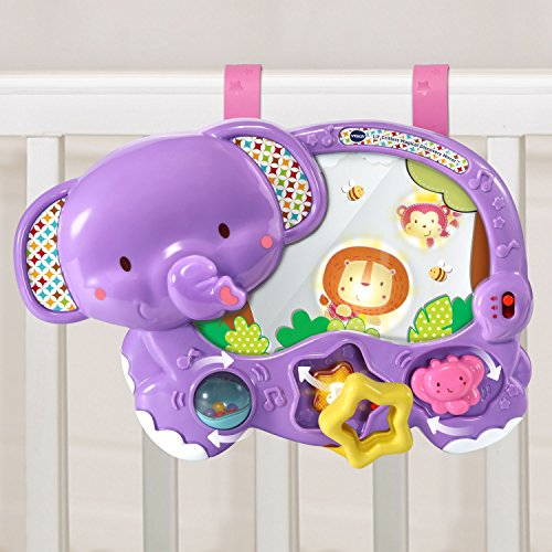 Vtech Baby Lil' Critters Magical Discovery Mirror, Purple (Amazon Exclusive)