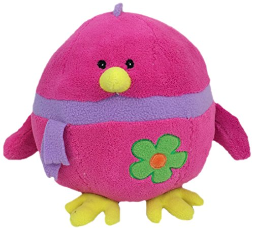 Gabitoy 11  Round Easter Griend Chick Purple Plush