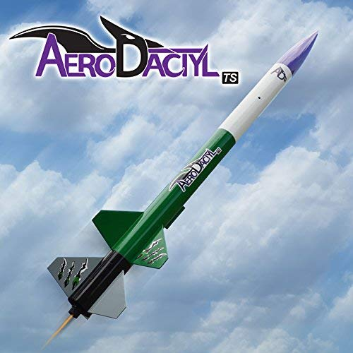 Aerodactyl Ts Model Rocket