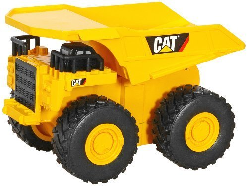 Toy State Cat Push Powered Rev It Up Dump Truck By Toy State