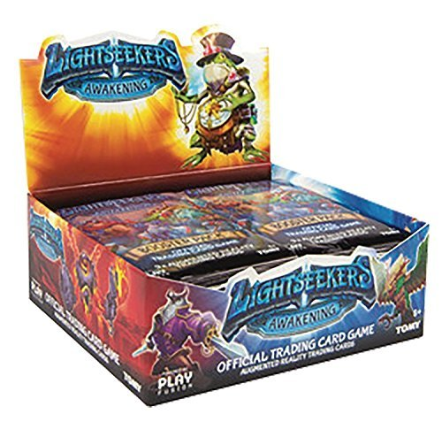 Lightseekers Awakening (Booster Box) 24 X Single Packs Included (Dispatched From Uk)