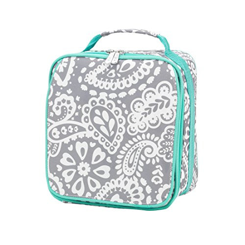 Wholesale Boutique Lunchbox Parker Paisley Lunchbox