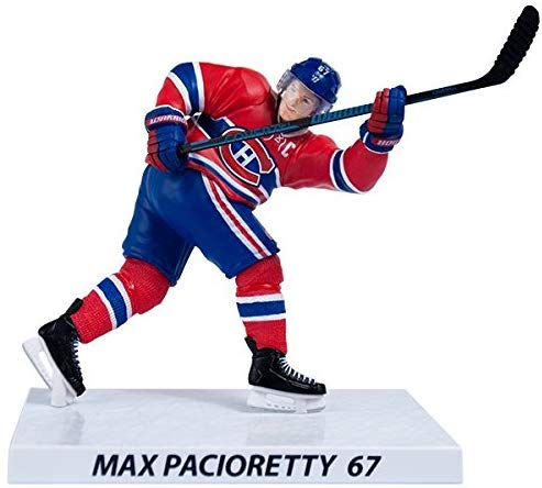 Max Pacioretty Montreal Canadiens 2015-16 Nhl 6 Figure Imports Dragon Wave 3 By Nhl