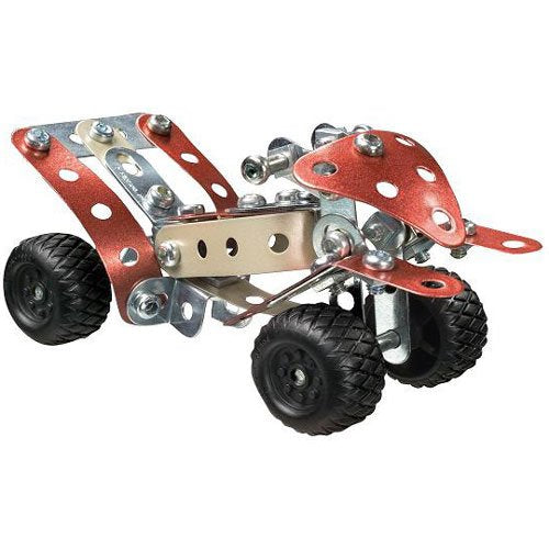 Schylling Erector Design Kit Atv Set #1521