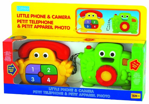 Megcos Little Phone And Camera