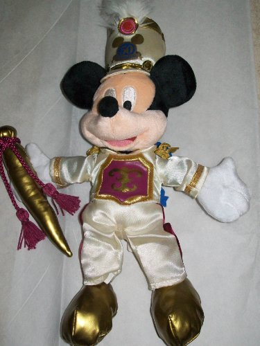 2005 Mickey Mouse - 50Th Anniversary Disneyland - Main Street - New With Tag By Disney