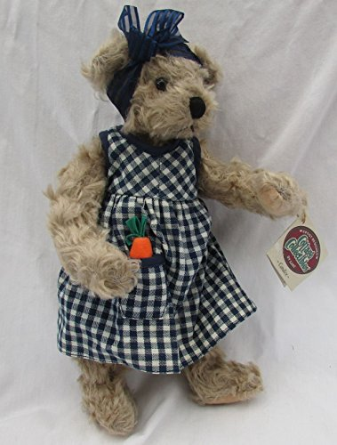 Cottage Collectible'S Teddy Bear Candice From 1997 By Mary Holstad