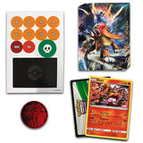 Pokemon Tcg: Sun &Amp; Moon - Lost Thunder, Blazing Volcanion 60-Card Theme Deck Featuring A Holographic Entei
