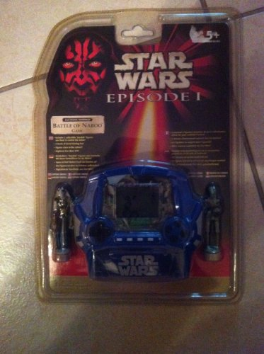 Star Wars Episode I Battle Of Naboo Handheld Electronic Game