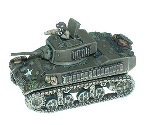 Flames Of War Bfus005 M5A1 Stuart