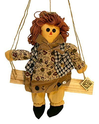 Raggedy Ann Doll Lookalikes - Cloth Doll 15 Inches Girl Plush Rag Doll