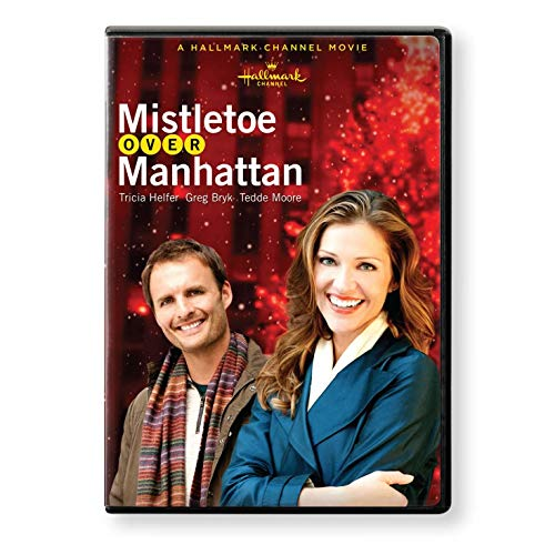 Hallmark Mistletoe Over Manhattan Channel Dvd Channel Romance