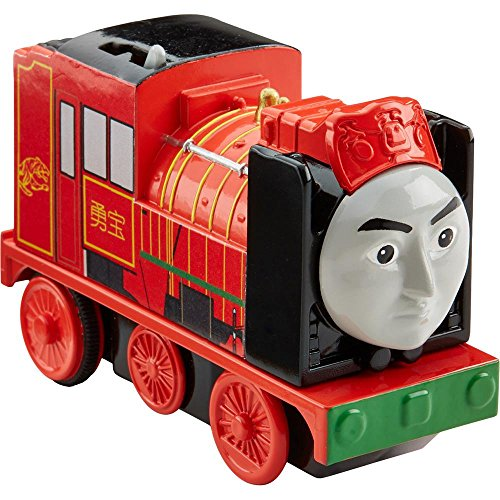 Thomas &Amp; Friends Fisher-Price Motorized Railway, Yong Bao
