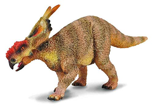 Collecta Prehistoric Life Achelousaurus Toy Dinosaur Figure - Authentic Hand Painted &Amp; Paleontologist Approved Model
