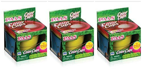 Paas Color Cup Egg Dye Kit Multi