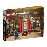 Lego Overwatch Hanzo Vs. Genji 75971 Building Kit , New 2019 (197 Piece)