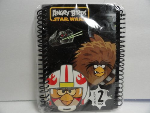 Angry Birds Star Wars Journal